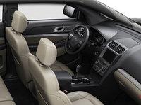 2018 Ford Explorer XLT | Photo 1 | Medium Stone Leather  (BL)