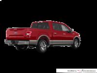 2018 Ford F-150 LARIAT   Photo 2   Ruby Red Metallic/Stone Grey