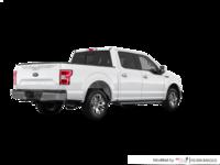2018 Ford F-150 LARIAT   Photo 2   White Platinum Metallic