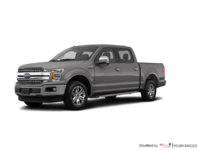 2018 Ford F-150 LARIAT   Photo 3   Lead Foot
