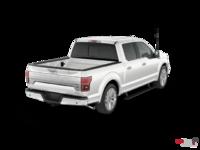 2018 Ford F-150 LIMITED | Photo 2 | White Platinum Metallic