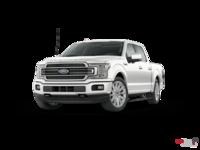2018 Ford F-150 LIMITED | Photo 3 | White Platinum Metallic