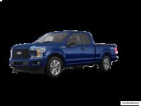 2018 Ford F-150 XL | Photo 3 | Blue Jeans Metallic