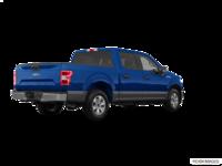 2018 Ford F-150 XLT   Photo 2   Lightning Blue/Magnetic