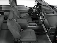 2018 Ford F-150 XLT   Photo 1   Medium Earth Grey Cloth Bucket  Seats (UG)