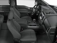 2018 Ford F-150 XLT   Photo 1   Black Sport Cloth Buckets Seats (FB)