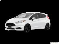 2018 Ford Fiesta Hatchback ST   Photo 3   White Platinum