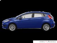 2018 Ford Fiesta Hatchback TITANIUM | Photo 1 | Lightning Blue