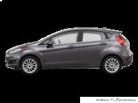 2018 Ford Fiesta Hatchback TITANIUM | Photo 1 | Magnetic