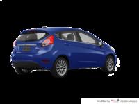 2018 Ford Fiesta Hatchback TITANIUM | Photo 2 | Lightning Blue