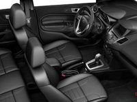 2018 Ford Fiesta Hatchback TITANIUM | Photo 1 | Charcoal Black Leather (DD)