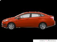 2018 Ford Fiesta Sedan SE | Photo 1 | Hot Pepper Red