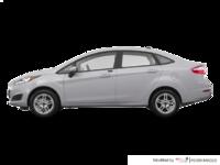 2018 Ford Fiesta Sedan SE | Photo 1 | Ingot Silver