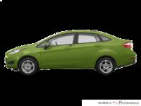 2018 Ford Fiesta Sedan SE | Photo 1 | Outrageous Green