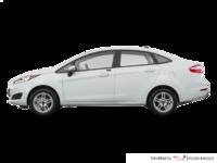 2018 Ford Fiesta Sedan SE | Photo 1 | Oxford White