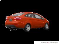 2018 Ford Fiesta Sedan SE | Photo 2 | Hot Pepper Red