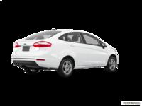 2018 Ford Fiesta Sedan SE | Photo 2 | White Platinum