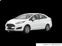 2018 Ford Fiesta Sedan SE | Photo 3 | White Platinum