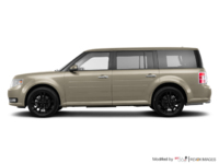 2018 Ford Flex SEL | Photo 1 | White Gold