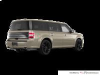 2018 Ford Flex SEL | Photo 2 | White Gold