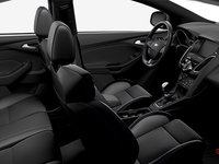 2018 Ford Focus Hatchback RS | Photo 1 | Charcoal Black/Ebony RECARO Leather