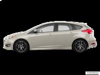 2018 Ford Focus Hatchback SE | Photo 1 | White Gold