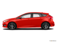 2018 Ford Focus Hatchback SE | Photo 1 | Hot Pepper Red Metallic