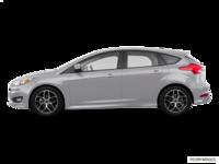 2018 Ford Focus Hatchback SE | Photo 1 | Ingot Silver Metallic