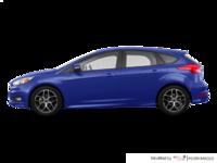 2018 Ford Focus Hatchback SE | Photo 1 | Lightning Blue