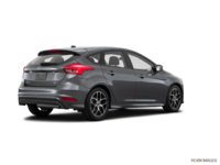2018 Ford Focus Hatchback SE | Photo 2 | Magnetic Metallic