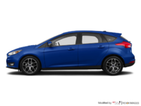 2018 Ford Focus Hatchback SEL   Photo 1   Lightning Blue