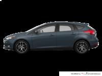 2018 Ford Focus Hatchback SEL   Photo 1   Blue Metallic