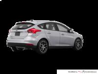 2018 Ford Focus Hatchback SEL   Photo 2   Ingot Silver Metallic