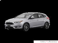 2018 Ford Focus Hatchback SEL   Photo 3   Ingot Silver Metallic