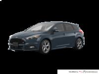 2018 Ford Focus Hatchback ST   Photo 3   Blue Metallic