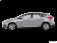 2018 Ford Focus Hatchback TITANIUM | Photo 1 | Ingot Silver Metallic