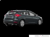 2018 Ford Focus Hatchback TITANIUM | Photo 2 | Blue Metallic