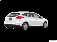 2018 Ford Focus Hatchback TITANIUM | Photo 2 | White Platinum Metallic
