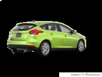 2018 Ford Focus Hatchback TITANIUM | Photo 2 | Outrageous Green Metallic