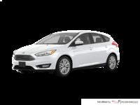 2018 Ford Focus Hatchback TITANIUM | Photo 3 | White Platinum Metallic