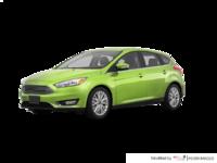 2018 Ford Focus Hatchback TITANIUM | Photo 3 | Outrageous Green Metallic