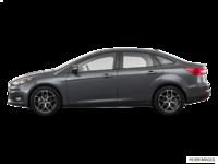 2018 Ford Focus Sedan SEL   Photo 1   Magnetic Metallic