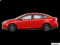2018 Ford Focus Sedan SEL   Photo 1   Hot Pepper Red Metallic