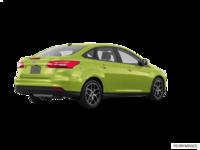 2018 Ford Focus Sedan SEL   Photo 2   Outrageous Green Metallic