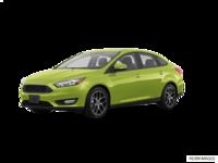 2018 Ford Focus Sedan SEL   Photo 3   Outrageous Green Metallic