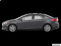 2018 Ford Focus Sedan TITANIUM | Photo 1 | Magnetic Metallic