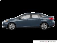 2018 Ford Focus Sedan TITANIUM | Photo 1 | Blue Metallic