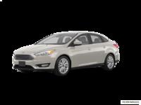 2018 Ford Focus Sedan TITANIUM | Photo 3 | White Gold
