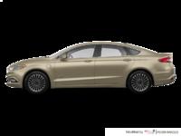 2018 Ford Fusion Energi PLATINUM | Photo 1 | White Gold