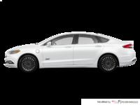 2018 Ford Fusion Energi PLATINUM | Photo 1 | White Platinum